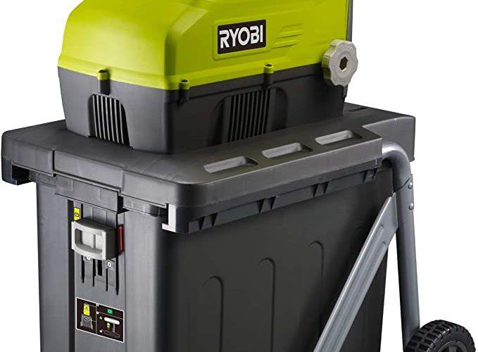 Le Ryobi RSH3045U l'un des meilleurs broyeur électrique
